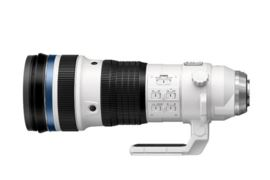 Olympus M.Zuiko Digital ED 150-400mm F4.5 TC1.25x IS PRO announced