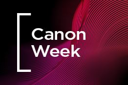 Canon Week has arrived at Wex Photo Video, online and in store. Featuring a wide array of exclusive deals on Canon equipment, demonstration zones and a giveaway in each store...