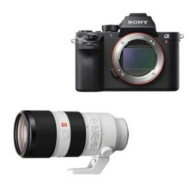 Sony A7R Mark II with 70-200mm G Master Lens