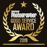 Good Service Award Gold Winner - 2019