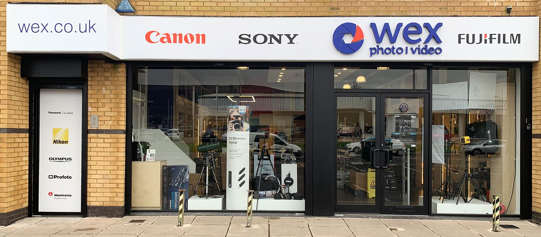 Wex Photo Video Belfast