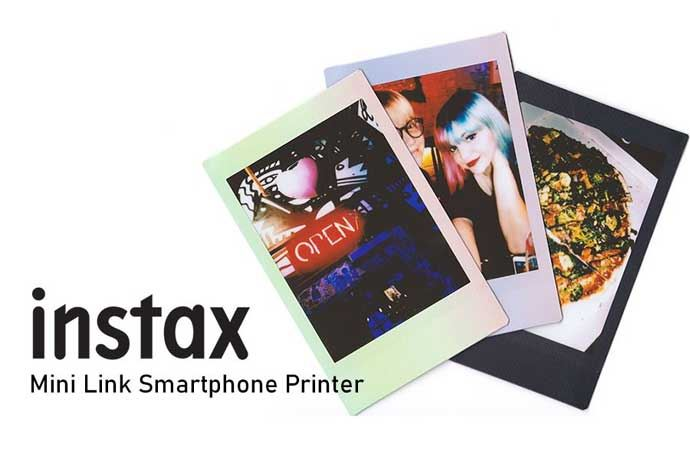 We took the Fujifilm Instax Mini Link Smartphone Printer out on the town.