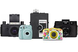 We list some of the most affordable and fun cameras for kids to learn about photography and film on.