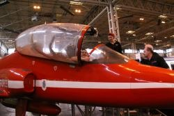 Gadget Show Red Arrow