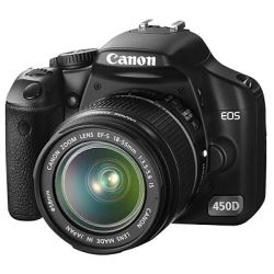 Canon 450D digital SLR