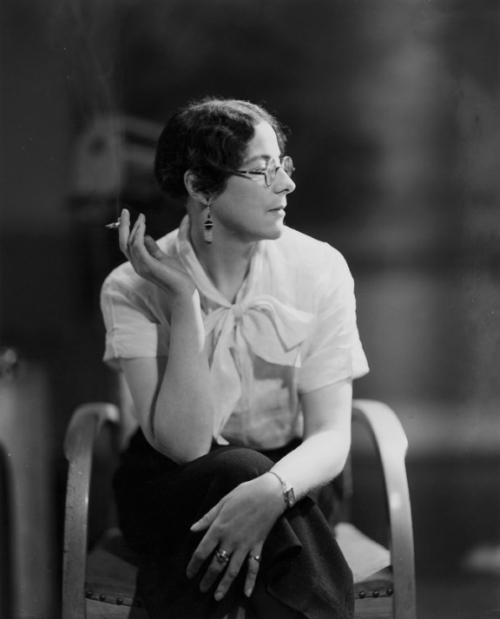 Sylvia Townsend Warner by Howard Coster 1934