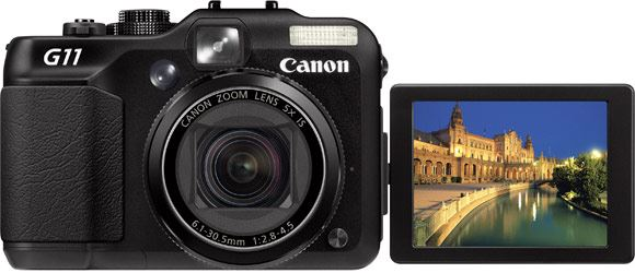 Canon PowerShot G11: For the Discerning Photographer