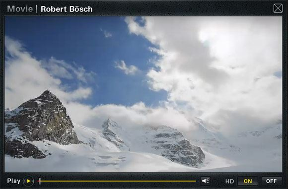 Nikon D300s Sample Video by Robert Bösch