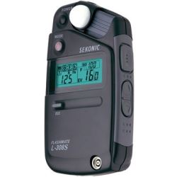 Sekonic L308s Flashmate Light Meter