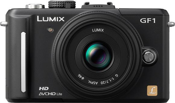 The new Panasonic GF1 Micro Four-Thirds Camera