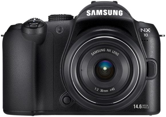 The Samsung NX10
