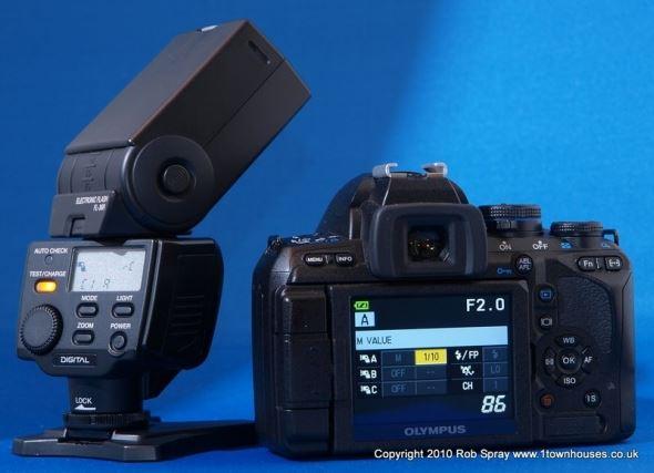 Olympus Fl 36r Wireless Flash Review Wex Photo Video