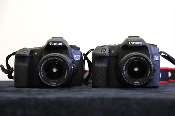 New Canon EOS 60D Digital SLR camera launches! | Wex Photo Video