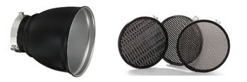 The Bowens BW-1865 60 Grid Reflector with 3 Grids
