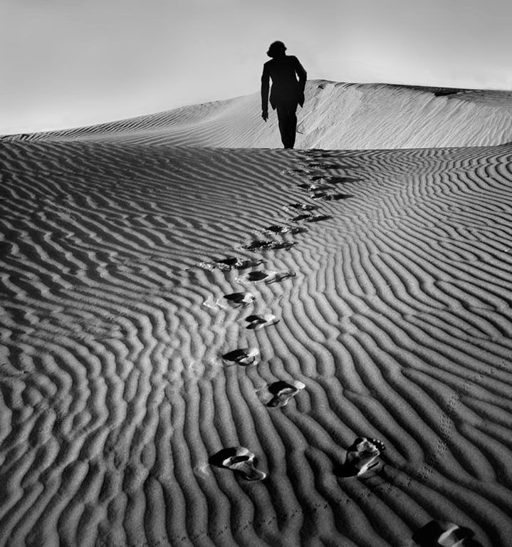 Sailesh - Road to sand dunes