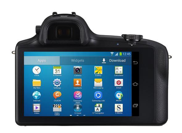 Samsung Galaxy NX review | Wex Photo Video