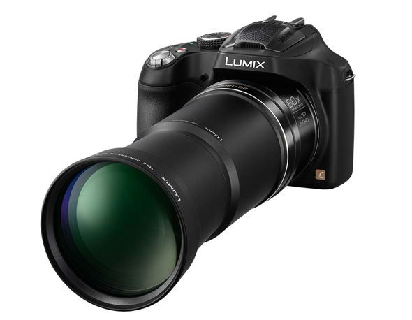 Panasonic FZ72 with converter