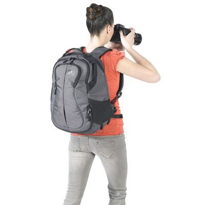 Kata Bumblebee DL-210 Grey Backpack