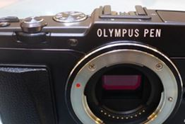 Olympus launch the E-P5 & we get a hands-on preview!