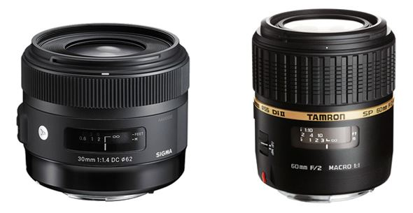 Third-party lenses