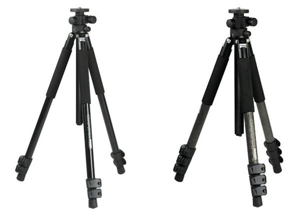Giottos Silk Road Tripods