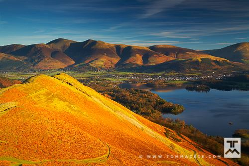 Tom Mackie - Lake District