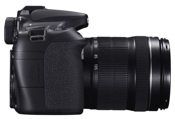 Canon EOS 70D - Side 2