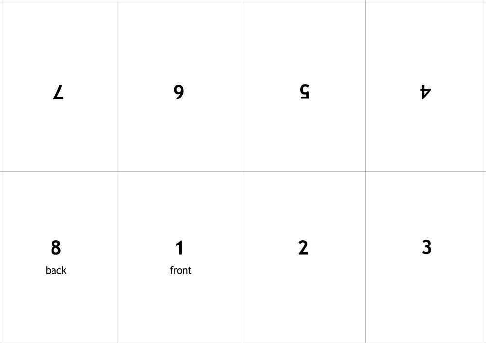 Paul Treacy How To Make A Simple Eight