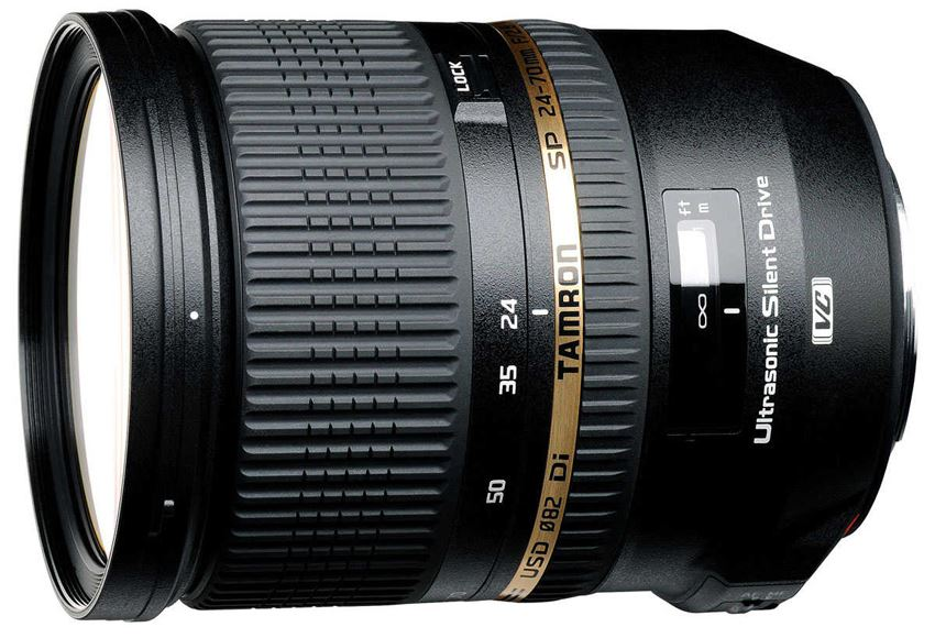 Tamron 24-70mm f/2.8 Di VC USD SP