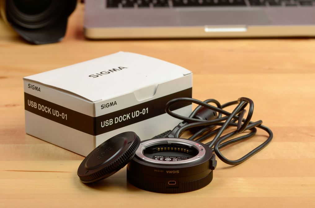 Sigma USB Dock review   Wex Photo Video