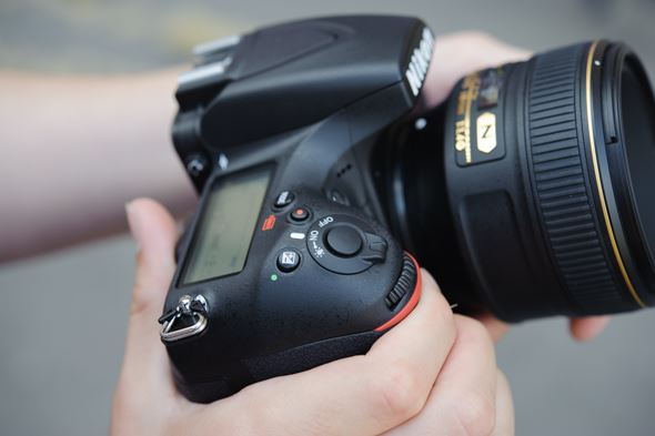Nikon D810 hands-on review
