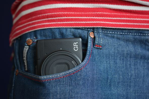 8 things I love about the Ricoh GR