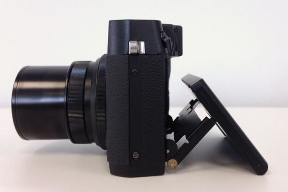 Fuji X30 hands-on review