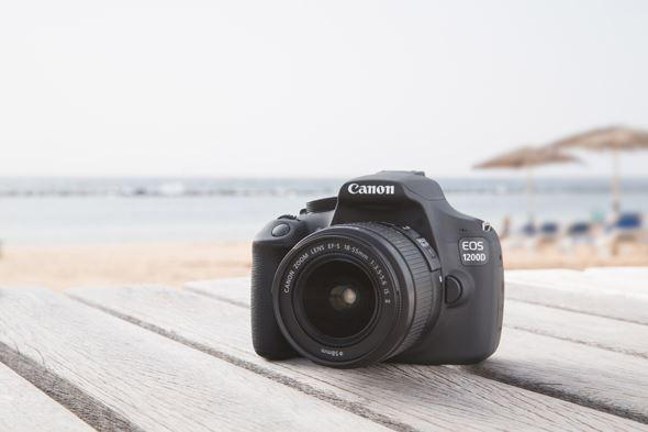 Canon EOS 1200D Review | Wex Photo Video