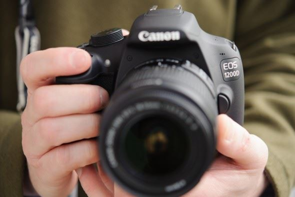 Canon EOS 1200D Review | Wex Photo Video