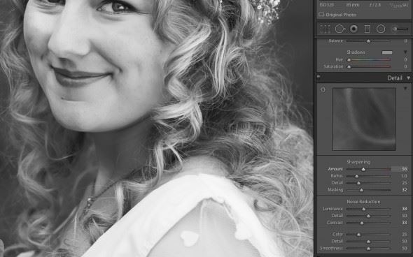 Adobe Lightroom: Five Minutes to Great Black and White Results