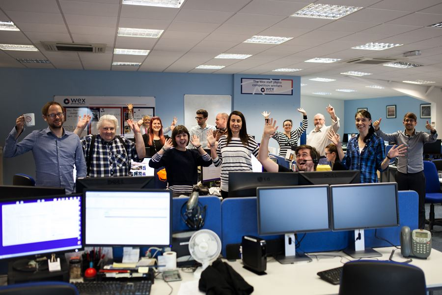 The Wex team react to the news