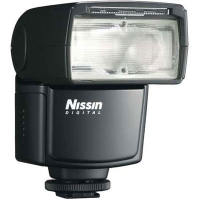 Nissin Di466 flashgun