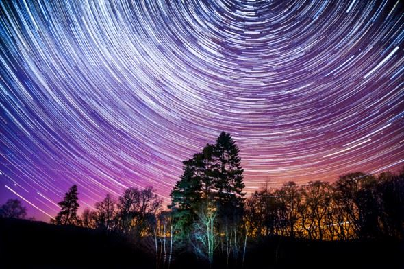 Kirk Norbury Star Trails