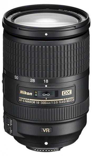 Superzoom lens