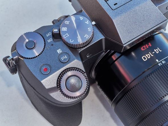 Panasonic Lumix G7: Hands-on review