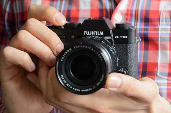 Fuji X-T10: Hands-on review