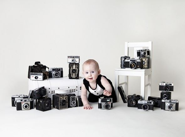 10 Tips for Capturing Beautiful Baby Portraits