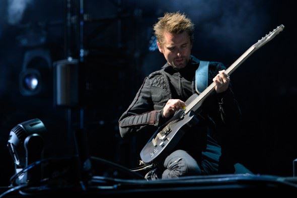 Muse live at BBC Radio 1 Big Weekend