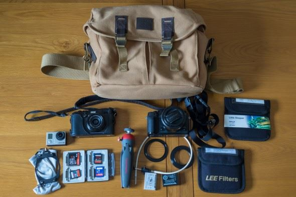 Packing the Essentials: A guide to holiday photography