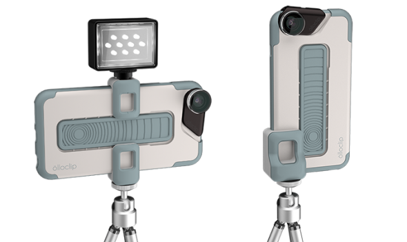 Olloclip has launched a new Kickstarter for its latest innovation: the Studio for iPhone 6 and 6 Plus