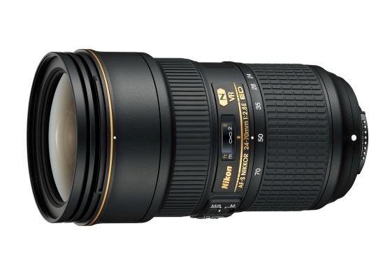 Nikon announces three new lenses, including a super-telephoto offering