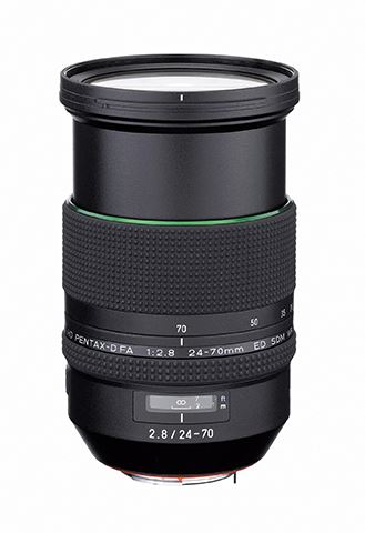 Ricoh Imaging introduces Pentax full-frame 24-70mm lens