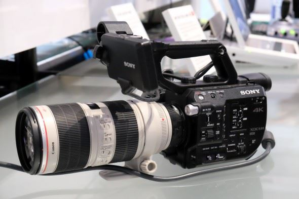 The Latest Pro Video Cameras at IBC 2015