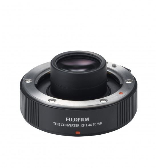 Fujifilm launches 35mm XF lens and 1.4x teleconverter